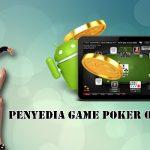 Penyedia Game Poker Online Terbaik